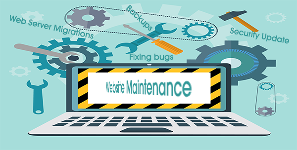 Web Maintenance Indonesia